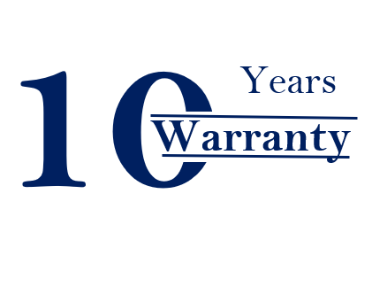 Klappenberger & So ten years Warranty